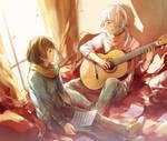MAGE: guitar lesson (duet)