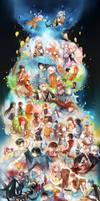 happy anniversary by yukihomu