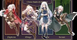 class switch