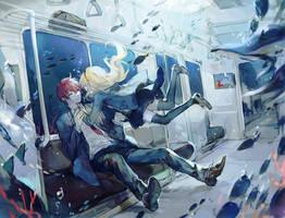 undersea by yukihomu