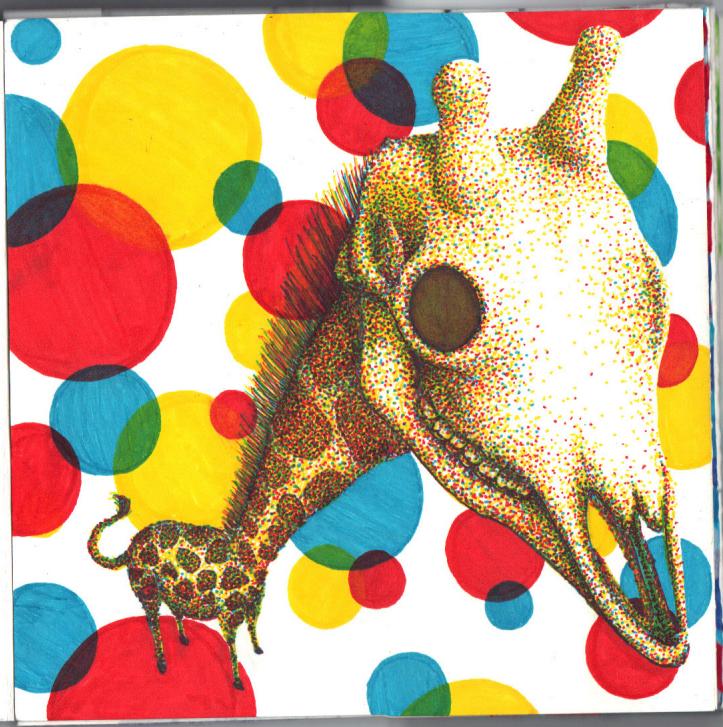 Giraffe by Koeskull
