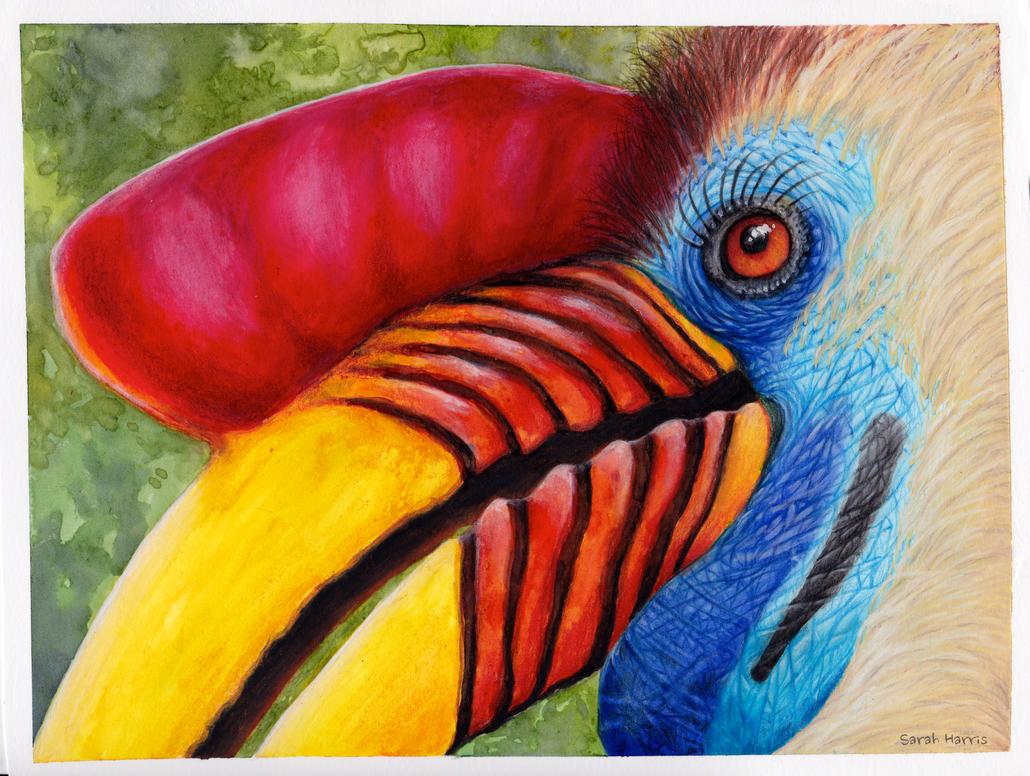 Mango Beak by Koeskull