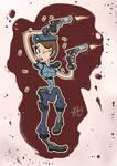 RE1 - Jill Valentine