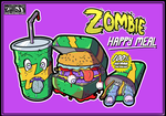 Zombie Happy Meal
