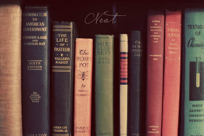 Photohunt: Neat by SweetPeaPhototc