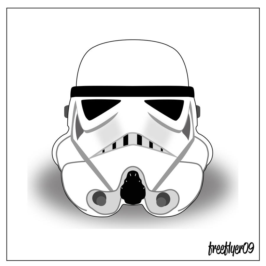 stormtrooper vector by freeflyer09 on DeviantArt