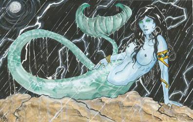 Mermaid by themermaidstudio