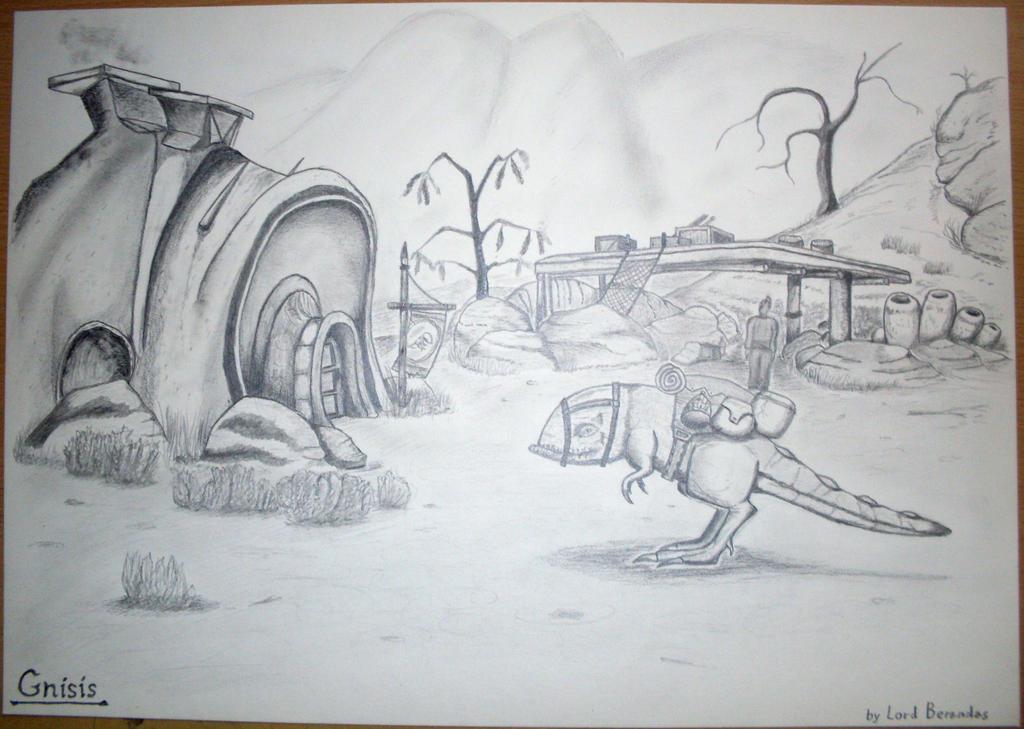 Gnisis by Berandas