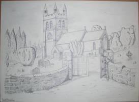 Church by Berandas
