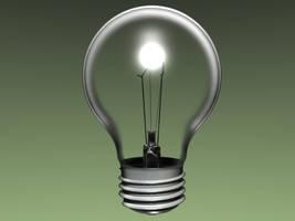 Lightbulb by Berandas