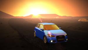 Audi A1 by Berandas