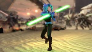Twi'lek Jedi by Berandas