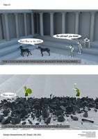 The Battle of Lapiths and Centaurs - Comics - pg.5 by Berandas