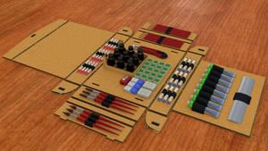CoolBox prototype visualisation