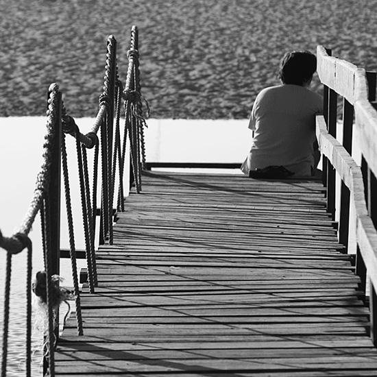 la solitude II by m-lucia