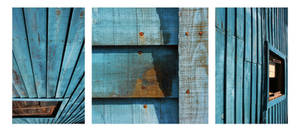 triple blues by m-lucia
