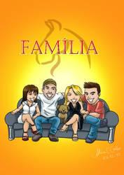 Familia Costa by alineusagi