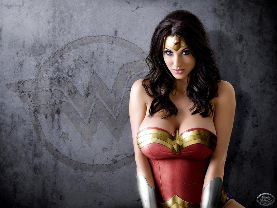 Wonder Woman by wolverine1607