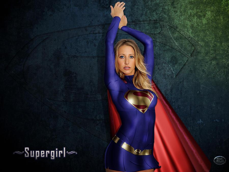Supergirl Desktop By Wolverine1607 On Deviantart-1218