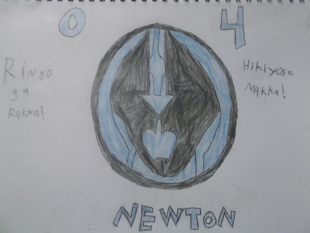 Newton Eyecon by AndroidX92
