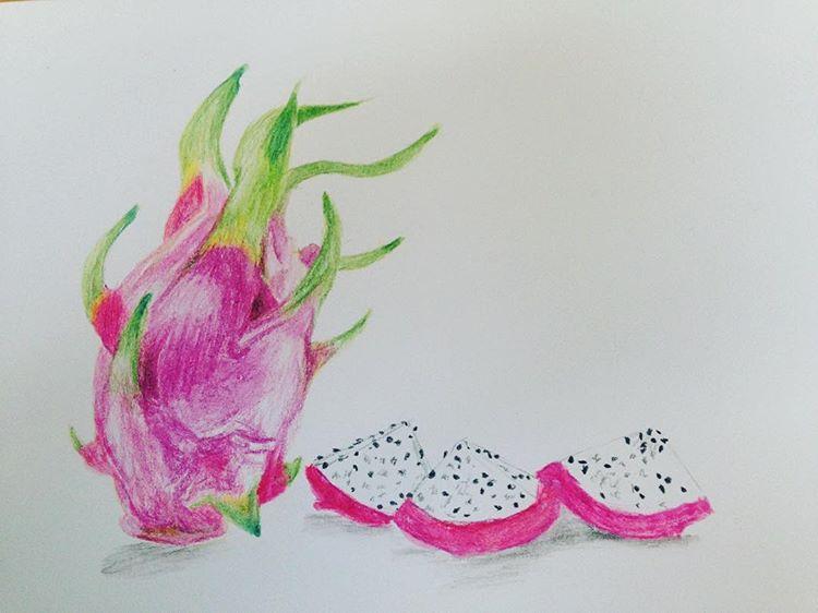 Draci ovoce by B-onDA