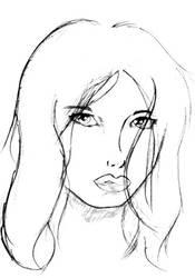 Quick Chick Sketch num1