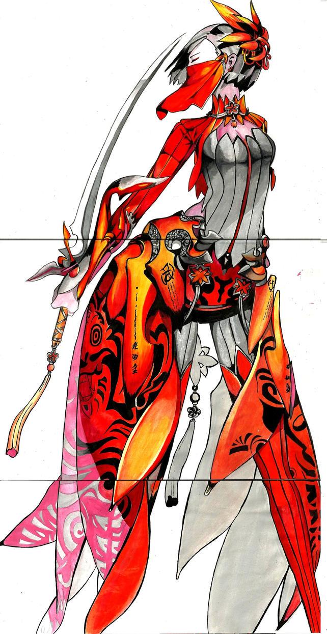 top 5 ninja anime drawings