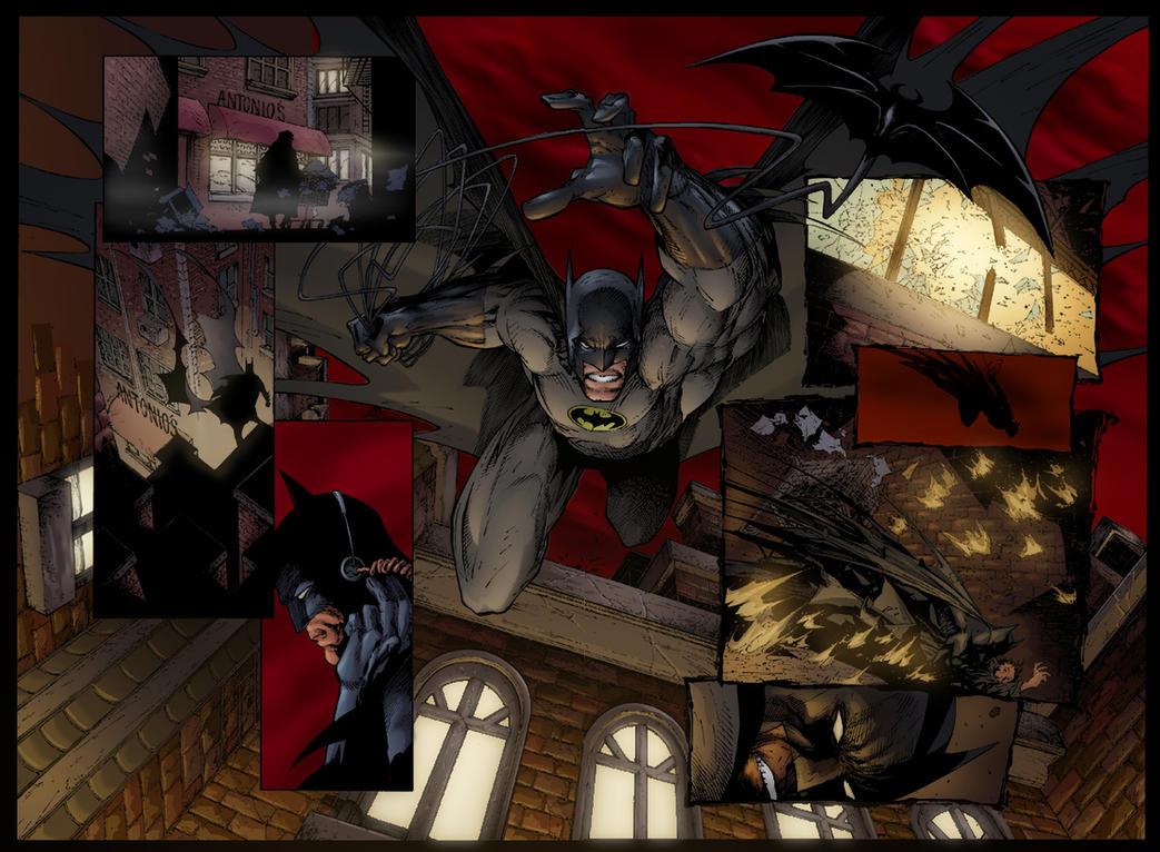 Bats by Alentrix
