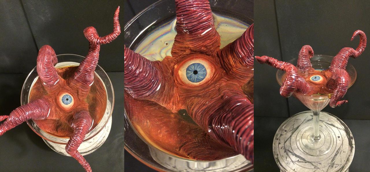 Squid by Alentrix