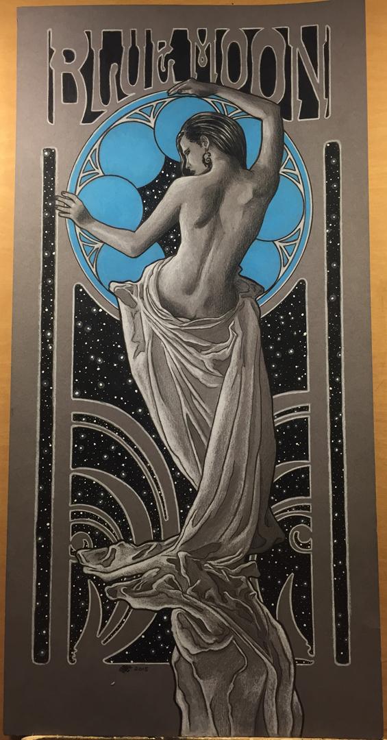 Blue Moon by Alentrix