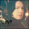 Icon Snape by LinMadAngel