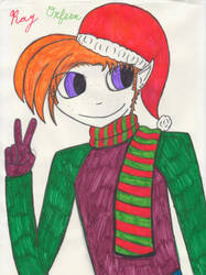 Well, Merry Christmas I Guess :3
