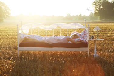Dreamy morning by Gaensebluemchen1993