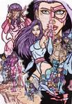 Crimsonsea's Life Of Psylocke