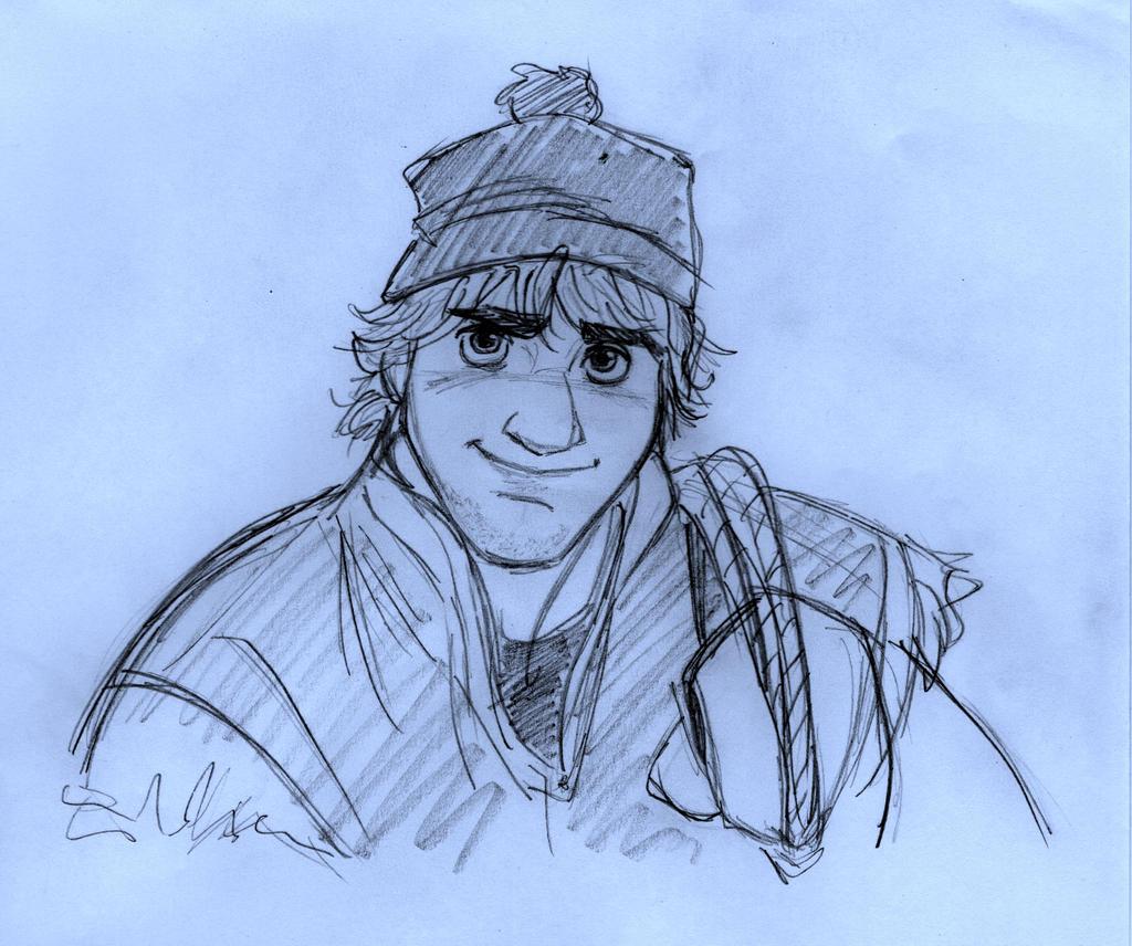 Kristoff - Frozen by SophiaLiNkInFaN93