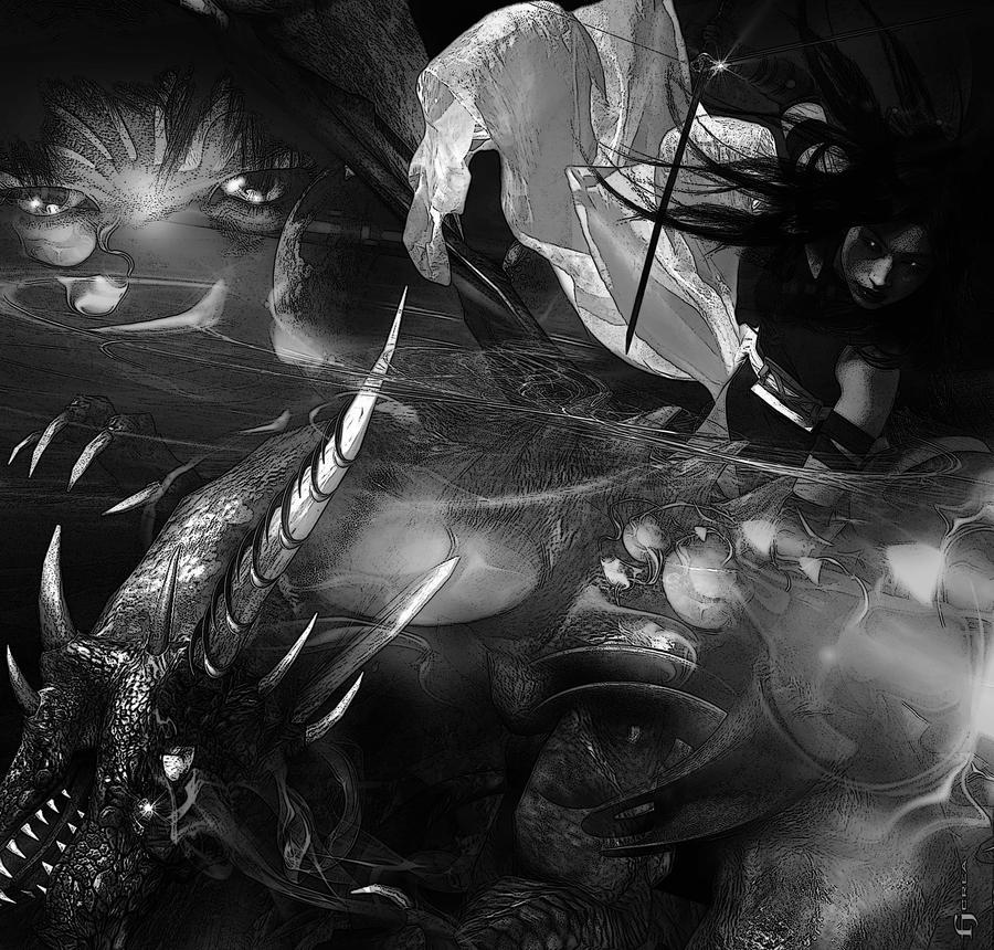 NO MORE FEAR II by EBENEWOOD