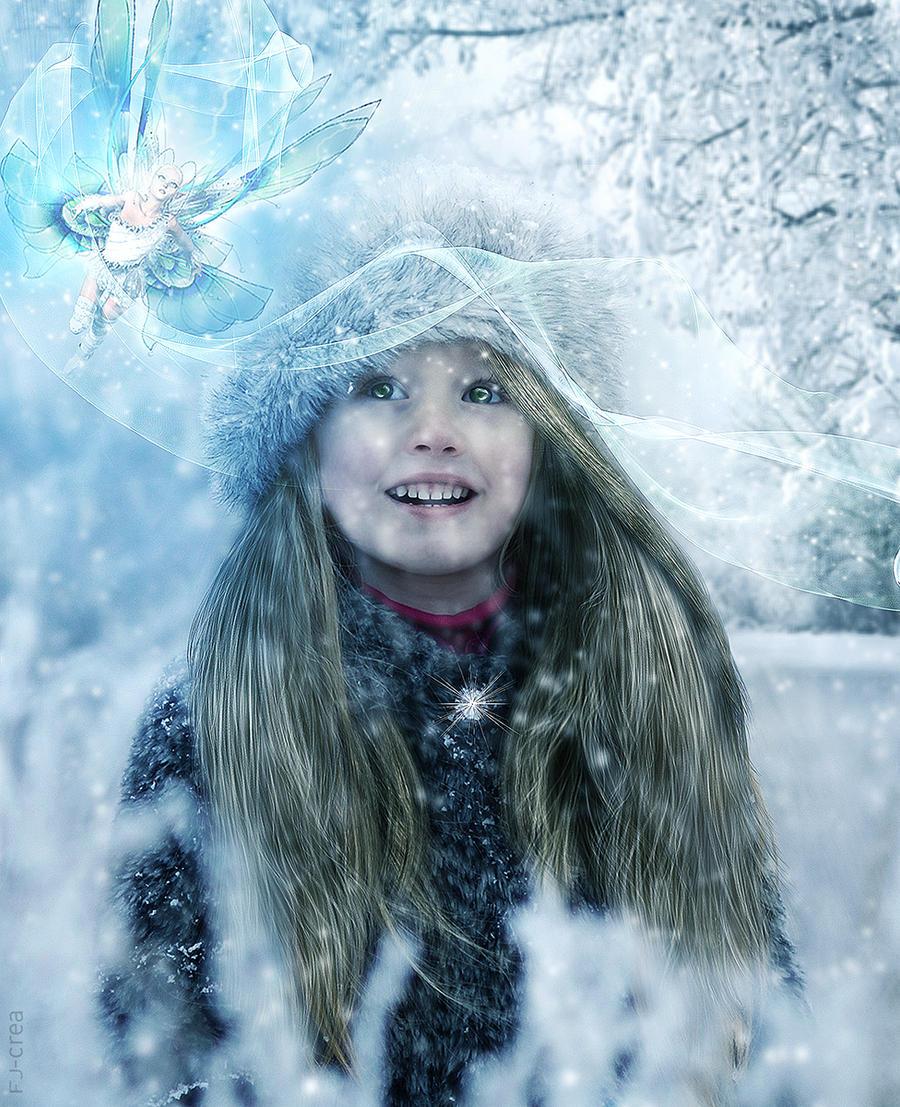 WINTER FAIRY by EBENEWOOD