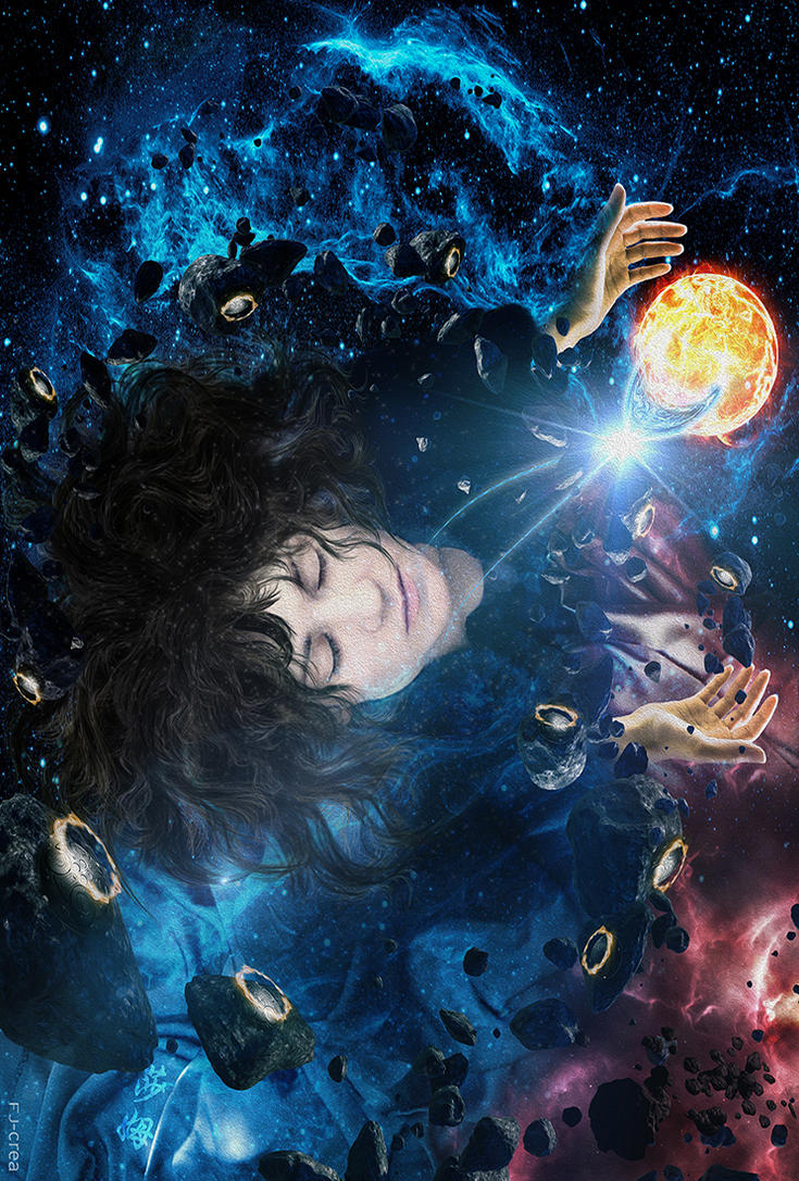 INNER SPACE by EBENEWOOD