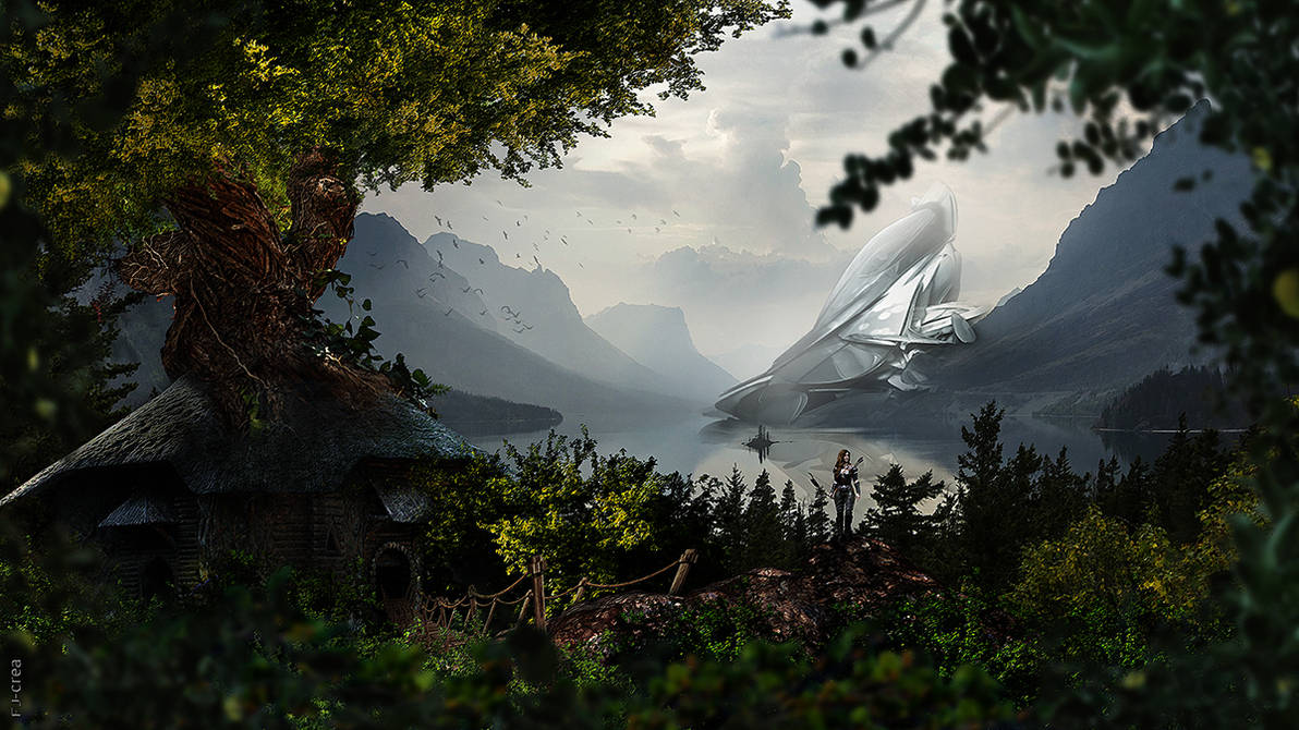 TEMPLE'S VALLEY by EBENEWOOD