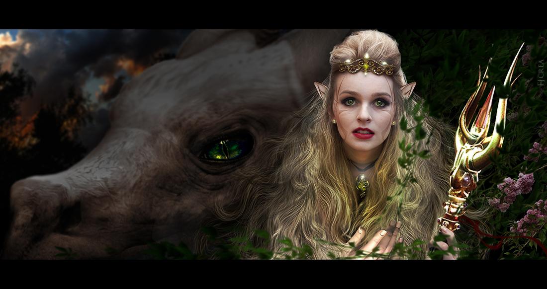 PORTRAIT by EBENEWOOD