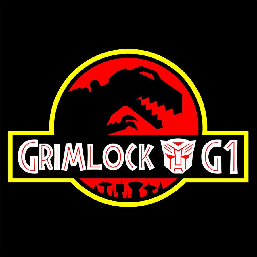 Jurassic Grimlock G1 by JoshBook