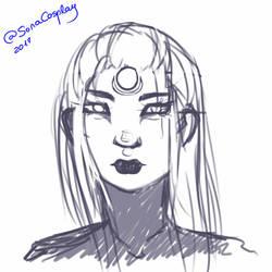 Diana [Quick Sketch]
