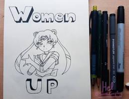 Sailor feminist [8M 2018]