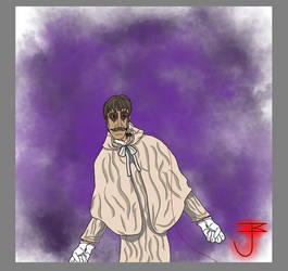 Doctor Anton Phibes (Masked)