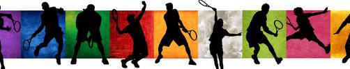 Prince of Tennis - Seigaku Team Banner by Swisskun