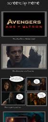 Screencap Meme: Avengers - Age of Ultron by Swisskun