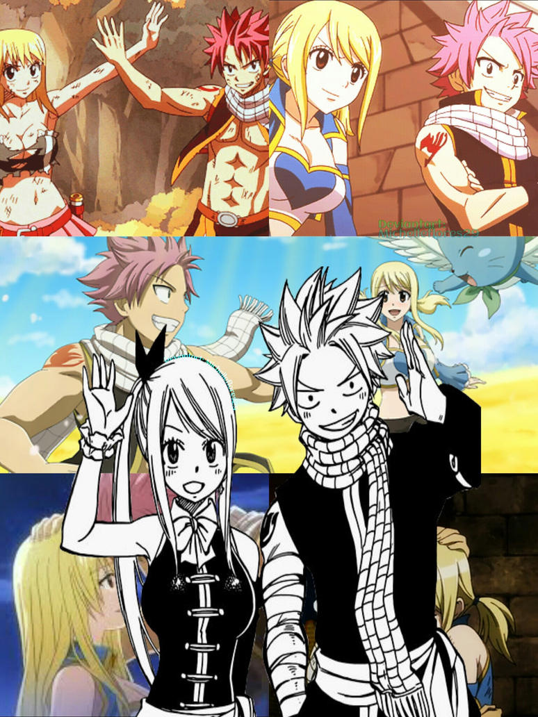 fairytail nalu by onepiecexnakama - photo #49