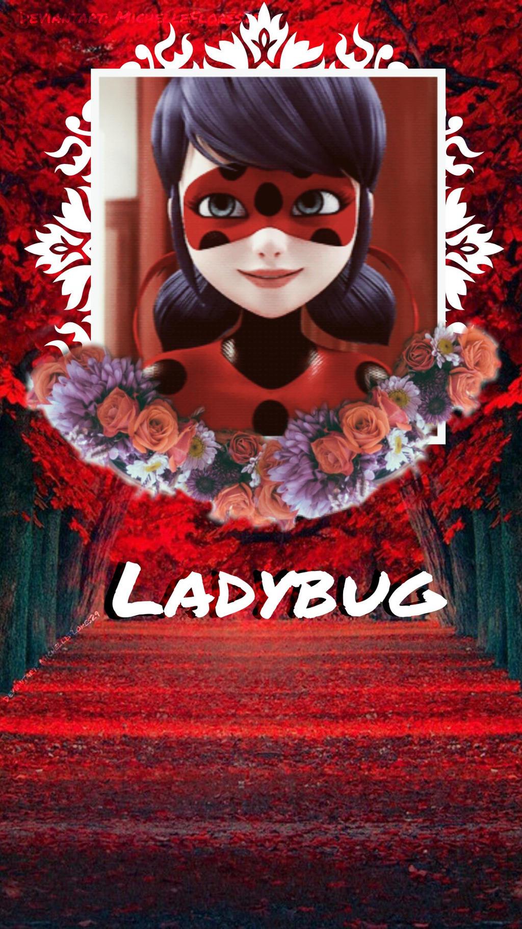 Miraculous Ladybug wallpaper (Ladybug) by MichelleFlores29 ...