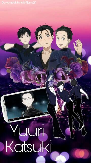 Yuuri Katsuki Wallpaper By MichelleFlores29