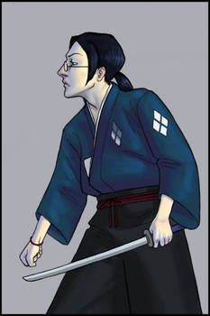Samurai Champloo- Jin again